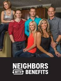 Bad Neighbours Stream Watch Neighbors With Benefits Episodes Season 1 Tv Guide