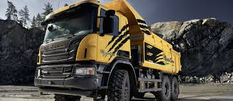 svempa goes off road with black claw scania group