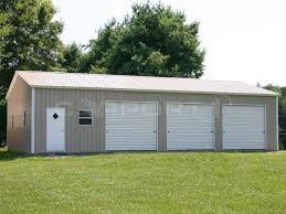 Garage With Carport Metal Garages Steel Garages Metal Garages For Sale Metal
