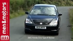 2001 honda civic type r 2001 honda civic type r review