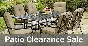Outdoor Furniture Sale Sears by Sears Patio Furniture Sets Clearance On Sears Patio Sets Furniture