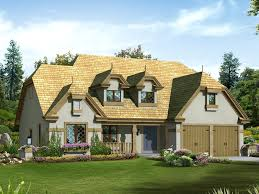 small tudor style homes detail this lovely small cottage in a
