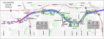 Maps Okc Doug Dawgz Blog The Oklahoma River Part 4a