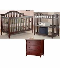 Convertible Crib Nursery Sets Nursery Decors Furnitures Convertible Crib And Dresser Set In
