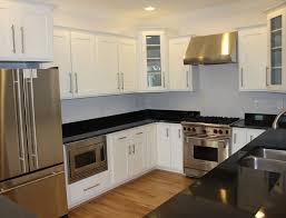 Dark Shaker Kitchen Cabinets Kitchen Cabinets White Shaker Craftsmen Network