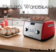 Motorised Toaster Kitchenaid Artisan Kmt423 4 Slice Toaster Kmt423 279 00