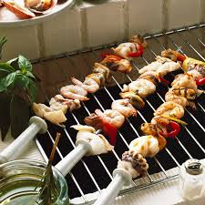 fruits de mer comment les cuisiner au barbecue cuisine