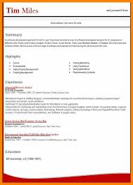 Volunteer Work Examples For Resume by Example Resume Highlighting Volunteer Work