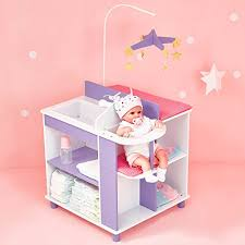 Dolls Changing Table S World Princess Baby Doll Furniture