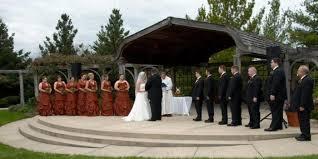 wedding venues rockford il klehm arboretum botanic garden weddings