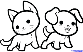 coloring pages coloring pages cute animals dragoart coloring