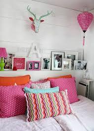 coussin chambre fille 44 idées pour la chambre de fille ado comment l aménager