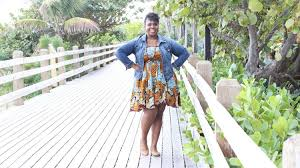 plus size fashion how to pack for a miami beach weekend