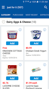 albertsons mobile applications