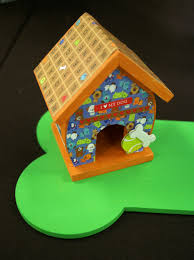 Green Desk Accessories by Ben Franklin Crafts And Frame Shop Diy Doghouse Desk Accessories