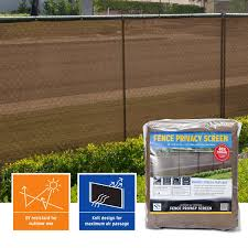 Amazon Com Privacy Fence Screen 6 Ft X 50 Ft Chestnut