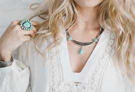 jewelry necklace turquoise images Turquoise jewelry shop southwest silver gallery jpg