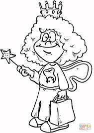 tooth fairy coloring pages snapsite