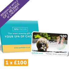 gift card wallet 100 spafinder wellness gift card in a gift wallet 1 x 100 spa