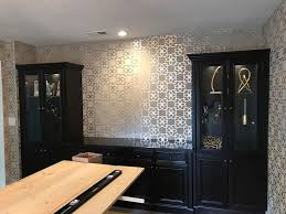 how much does it cost to install a flat pack kitchen how much does it cost to install wallpaper