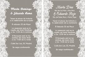 Invitaciones De Boda E Ideas Invitaciones De Boda Y Texto Para Invitaciones De Boda La Belle Blog