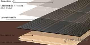 Composite Flooring Lvt Composite Flooring Neoture Wood Plastic Composite Decking