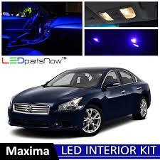 nissan armada interior lighting package amazon com ledpartsnow 2009 2014 nissan maxima led interior