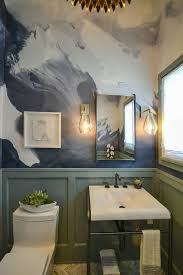 the 25 best half bathroom wallpaper ideas on pinterest bathroom