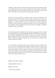 Samples Of Cover Letters For Resumes by Resume Cover Letter How To