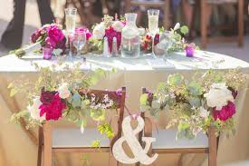 sweetheart table decor 20 gorgeous sweetheart tables mywedding