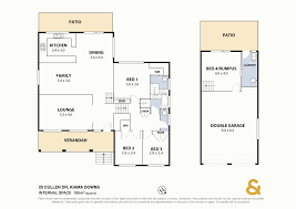 Cullen House Floor Plan by 25 Cullen Drive Kiama Downs Nsw 2533 Sold Realestateview