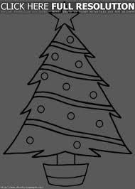 printable christmas trees u2013 happy holidays