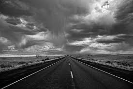 storm along new mexico highway black white jewelry product loversiq