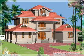 Home Design 3d 2 Storey Cool Ideas Kerala Home Design Plan 3d 13 2 Storey House Design