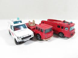 toy range rover corgi junior emergency vehicles vintage toys range rover police