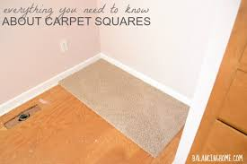 everything you need to know about carpet tiles balancing home
