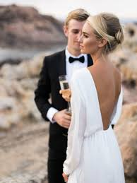 simple wedding dresses for eloping elopement wedding dress