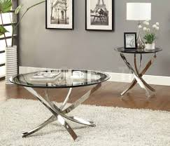 small glass coffee table modern marylouise parker org