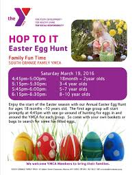 easter egg hunt sofy ymca of middletown