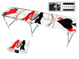 Custom Beer Pong Tables by 50 Beer Pong Table Designs Low Price Guarantee On All Beer Pong
