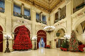 christmas at newport mansions today
