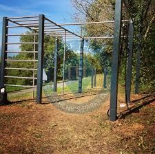 Flag Pole Workout Chancy Street Workout Exercise Park Switzerland Spot