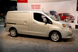 nissan nv200 cargo nissan u0027s latest nismo models and lcvs at chicago auto show