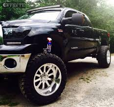 american toyota wheel offset 2012 toyota tundra super aggressive 3 5 suspension lift 6