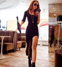 casual dress trendy asymmetrical sheath summer casual dress dress