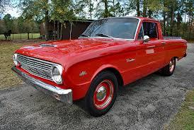 ranchero car what would santa drive this 1963 ford ranchero ebay motors blog