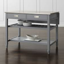 Crate And Barrel Dining Table Stainless Steel Dining Tables Crate And Barrel