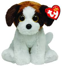 amazon ty beanie babies yodel dog plush toys u0026 games