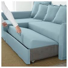 light blue sofa bed ikea holmsund corner sofa bed orrsta light blue corner flat