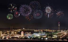 Hershey Thanksgiving Fireworks And Fun On July 4th Aaca Museum